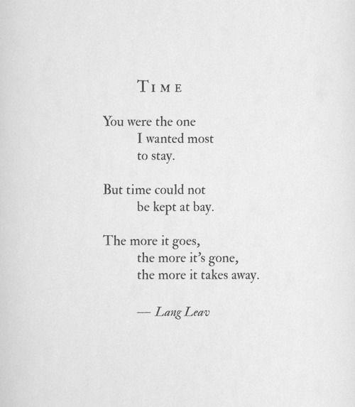 Love a misadventure lang leav
