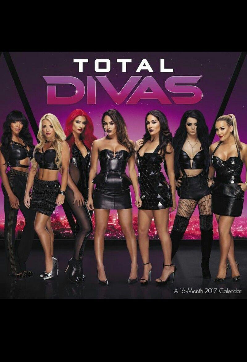 Wwe Total Divas 2017 Wwe Total Divas Total Divas Wwe Divas