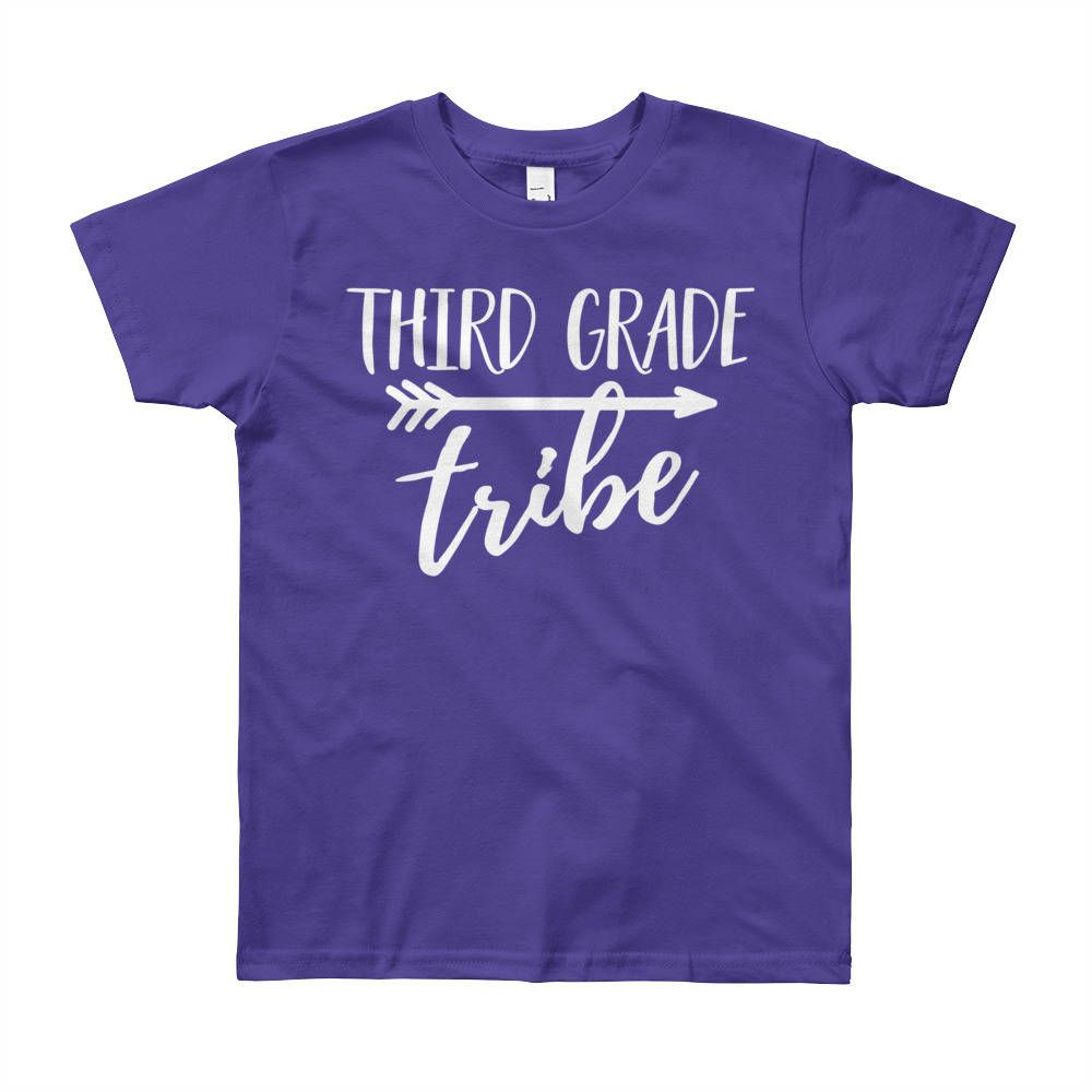 First Day Of 3rd Grade Shirt For Boys And Girls Back To School