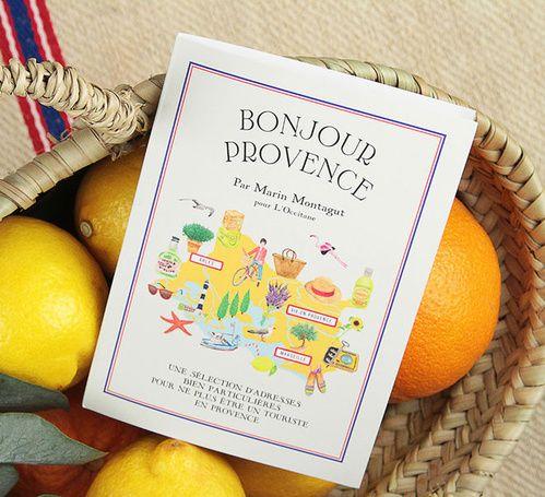 Bonjour Provence Marin Montagut Provence Marseille