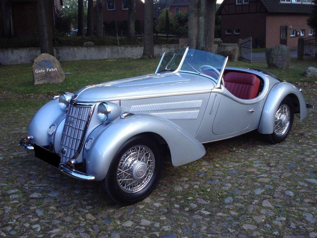 Wanderer W 25 K - Wanderer W 25 K 1936 | Things with engines ...