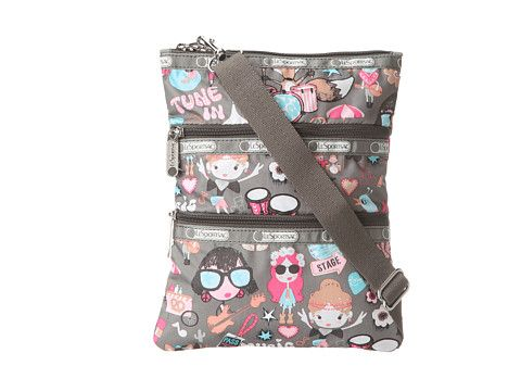 LeSportsac Kasey Butterly Quilting - 6pm.com