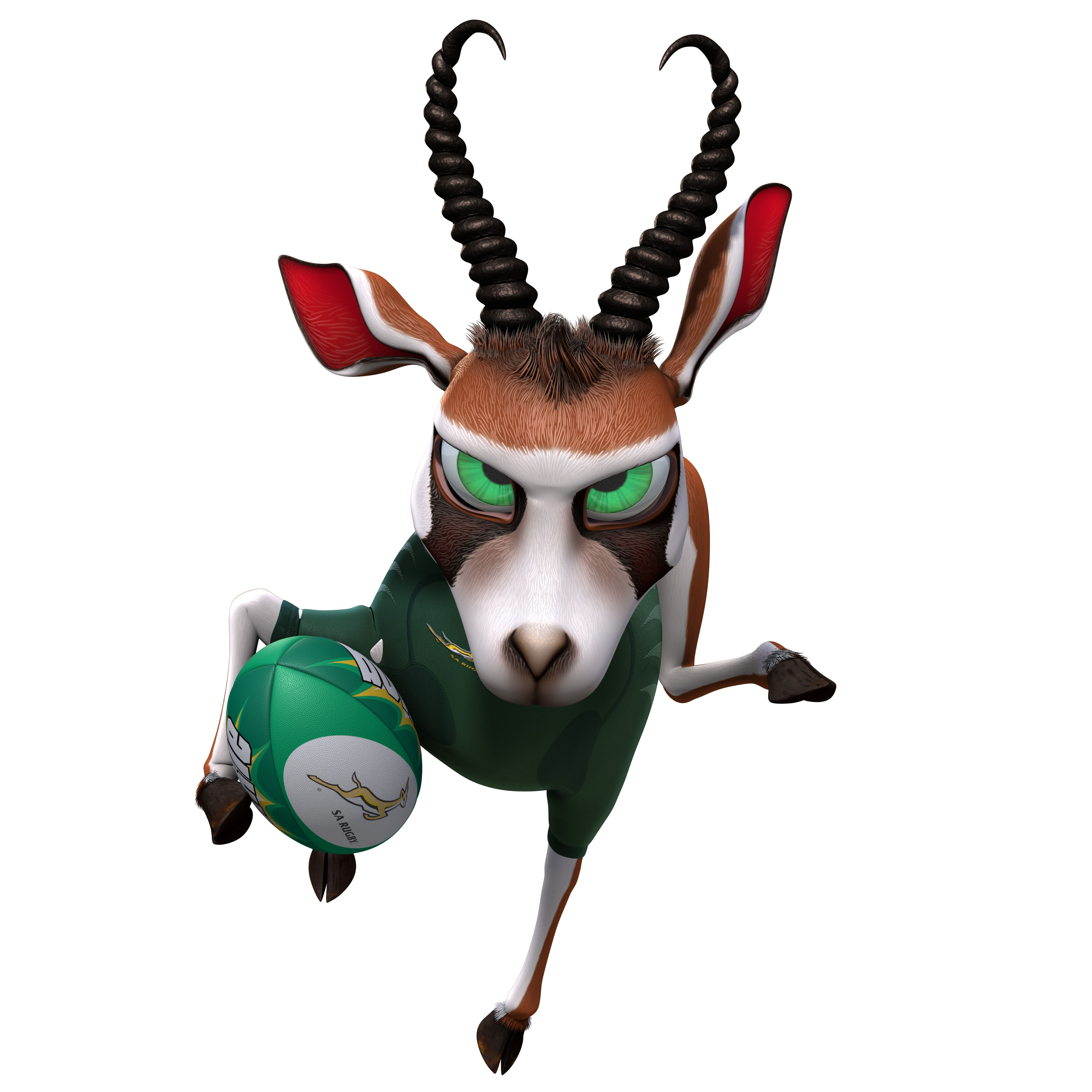 Springbok Rugby Clipart Google Search Sport Party