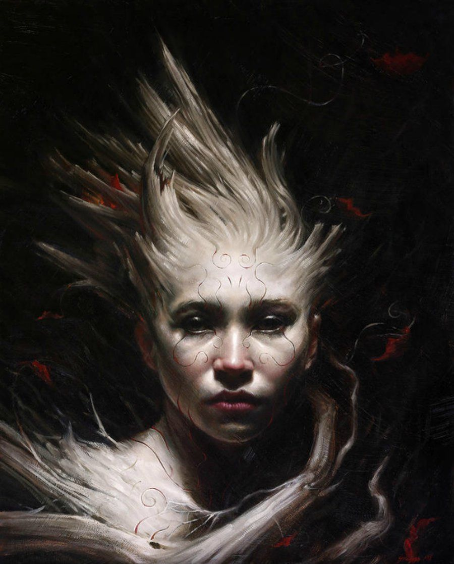 Fable The Surreal And Mythical Paintings Of Victor Grasso Art