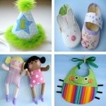 Downloadable patterns for baby