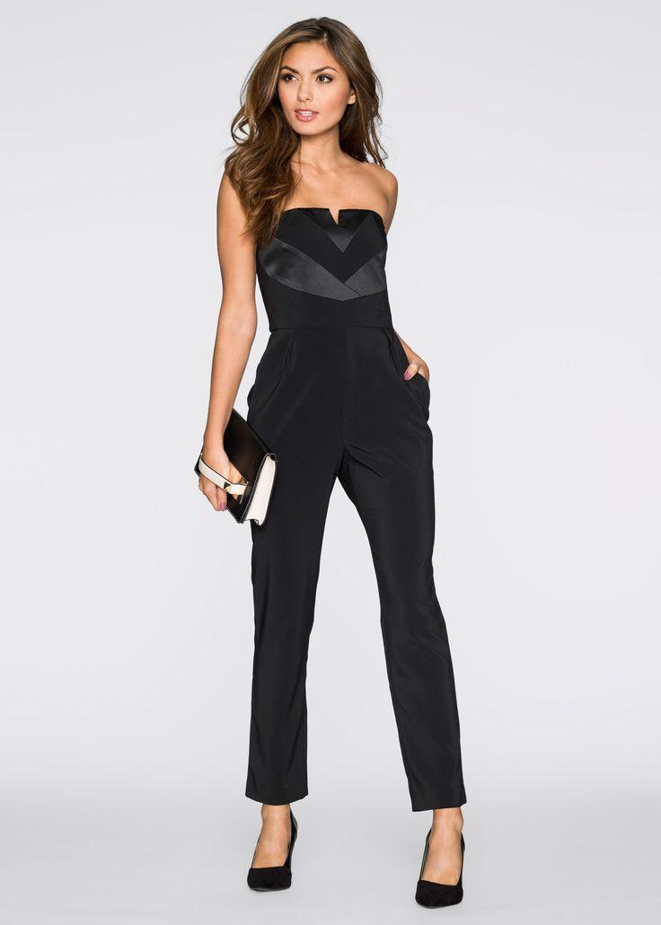 ungleich in der Leistung hochwertiges Design am besten online Overall black – BODYFLIRT in the Bonprix.de online store ...
