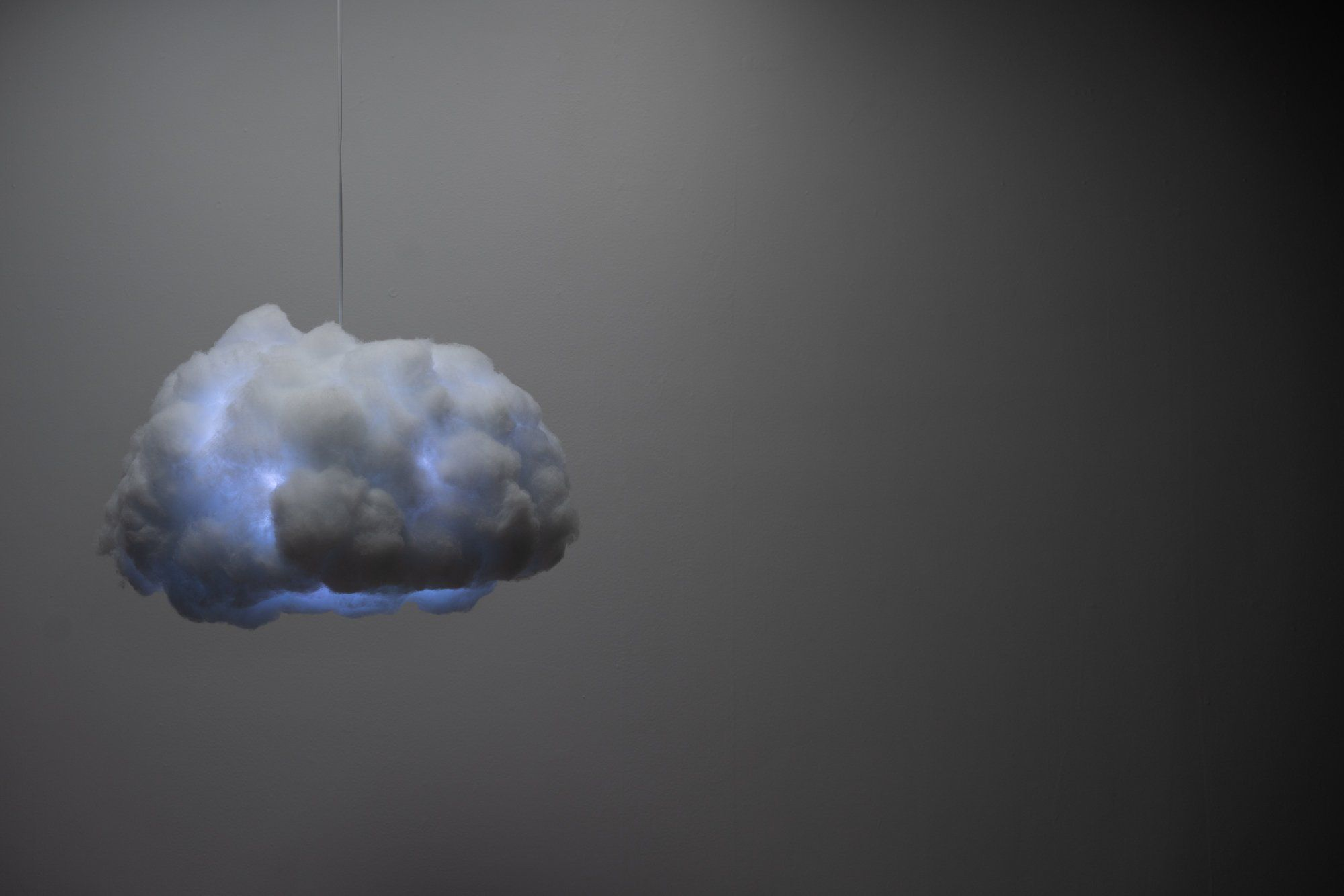 Interactive Cloud In 2020 Metal Mesh Clouds Lighting System