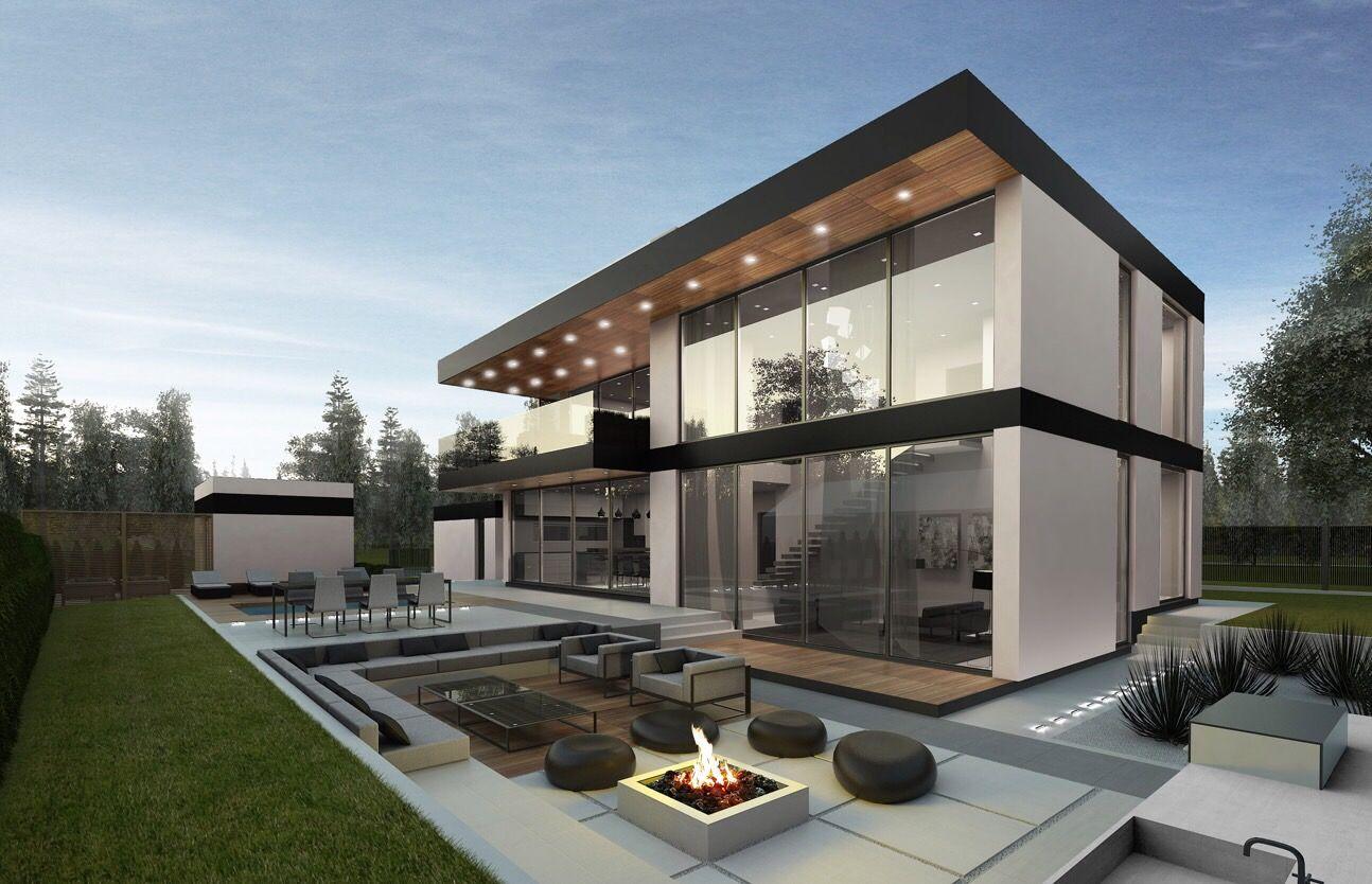 Sims architekturmoderne