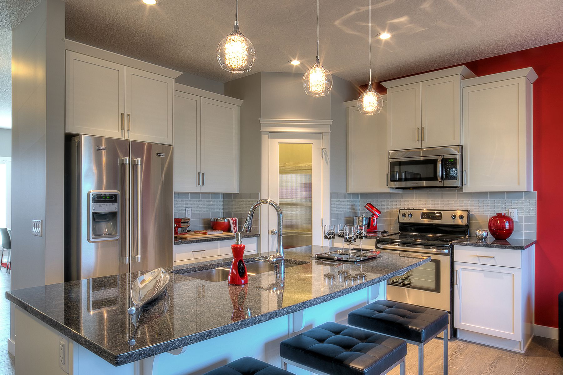 the large island of the harvard iii kitchen is ideal for hosting a dinner party this open on kitchen remodel with island open concept id=90729