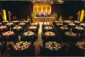 Southfork Ranch boasts over 63,000 square feet of indoor meeting and event space in their event and conference center. www.southfork.com