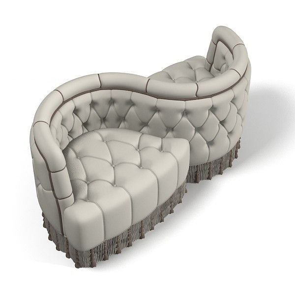 Italian Leather Sofa By Cake: S Shaped Sofa Curved Leather Sectional Sofa Foter