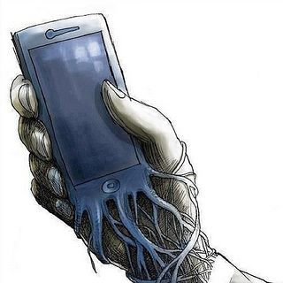 Life is what happens while you are using your smartphone. by Future Fun, via Flickr
