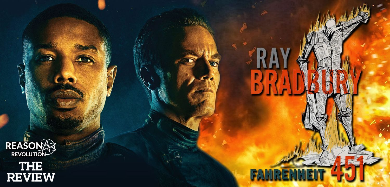 My review of fahrenheit 451 i reflect on humanistic