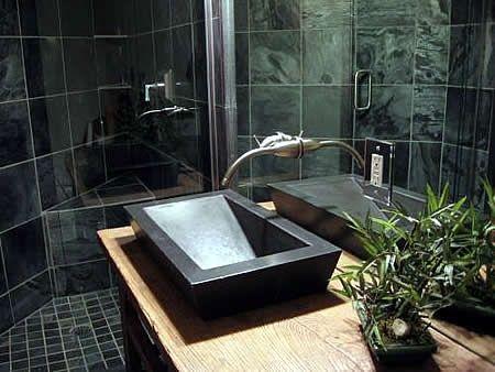 black sink 2 | bar ideas | pinterest, Kuchen