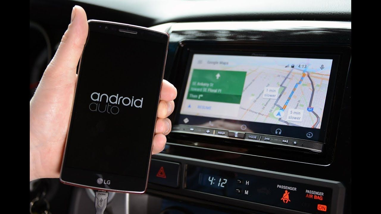 Android Auto bemutató, teszt (letöltés, telepítés