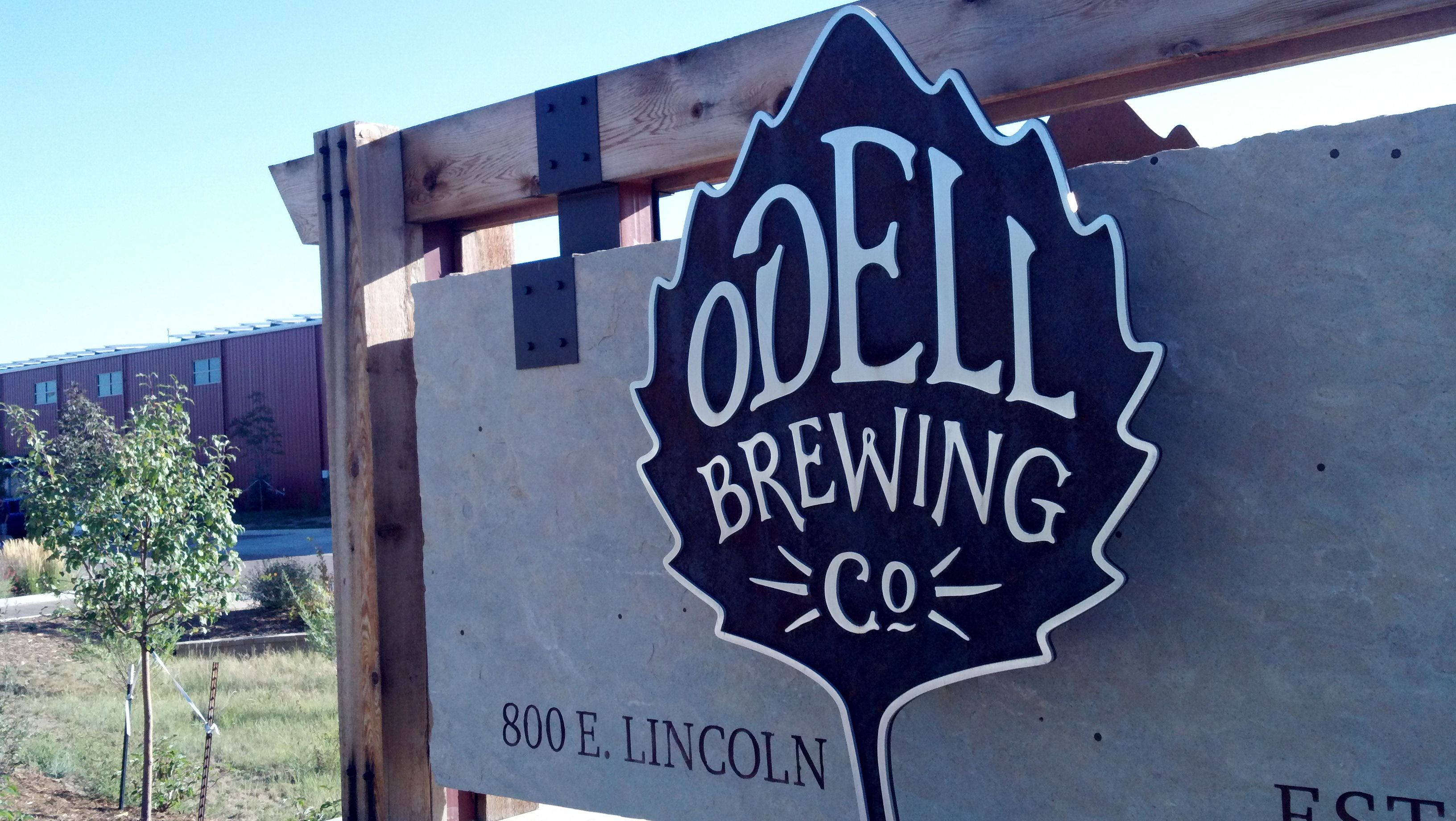 Odell Brewing Co love love love this place!!!