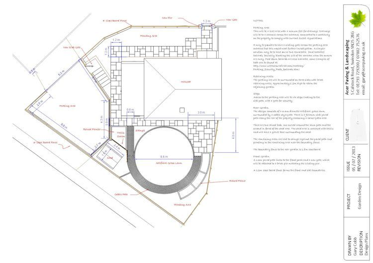 Sketchup Garden Design Using Layout   Garden planning ... on Sketchup Backyard id=49457