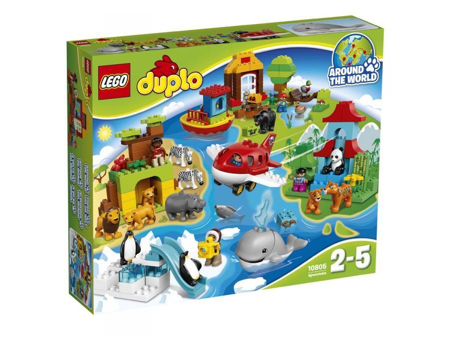 Lego Le Tour Du Monde Lego Tourdumonde Jeu Construction Duplo Cadeauxnoel Lego Duplo Lego Jeu De Construction