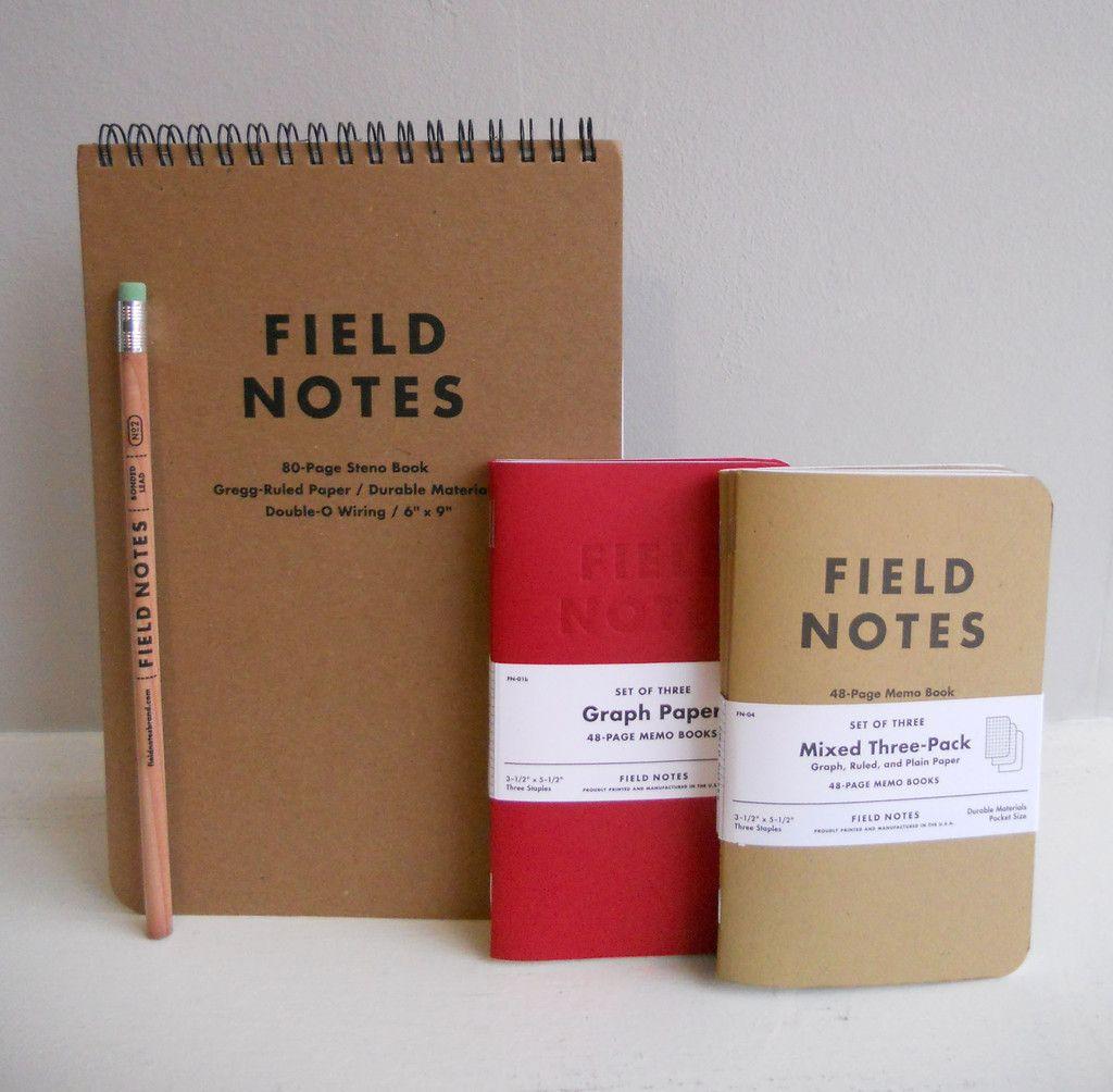 Field Notes Steno Book