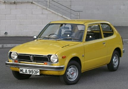 Honda Civicmy Stepmother Had A Silver One Nicke Named The Mouse