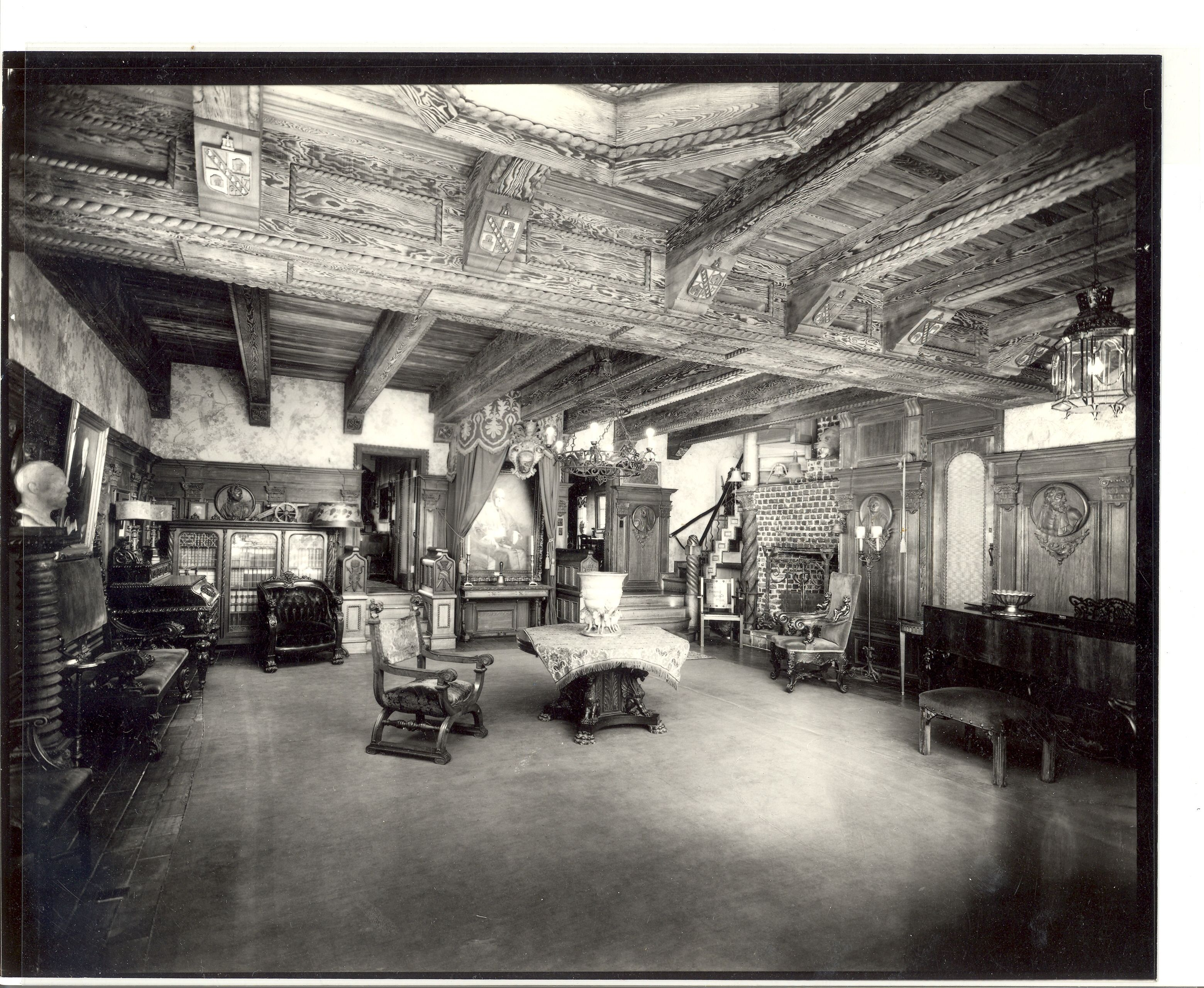 The Presidential Suite At The Mission Inn Riverside County California Riverside California California History
