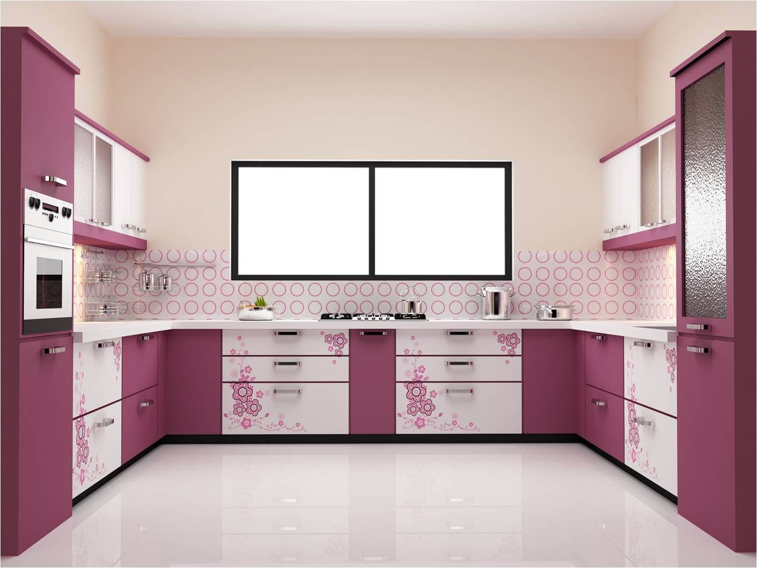 Modular Kitchen Design Ideas Part - 22: #Modular #Kitchen #Design #ideas