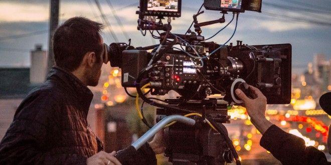 Arri Alexa Plus Shooting Camera