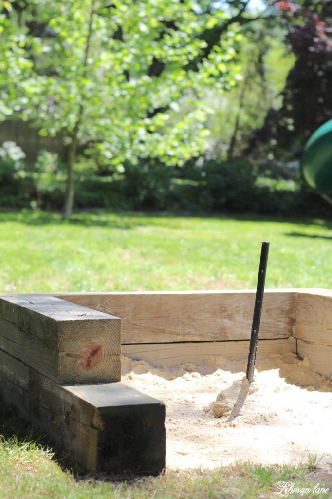 DIY How to Build a Horseshoe Pit | Backyard landscaping ...