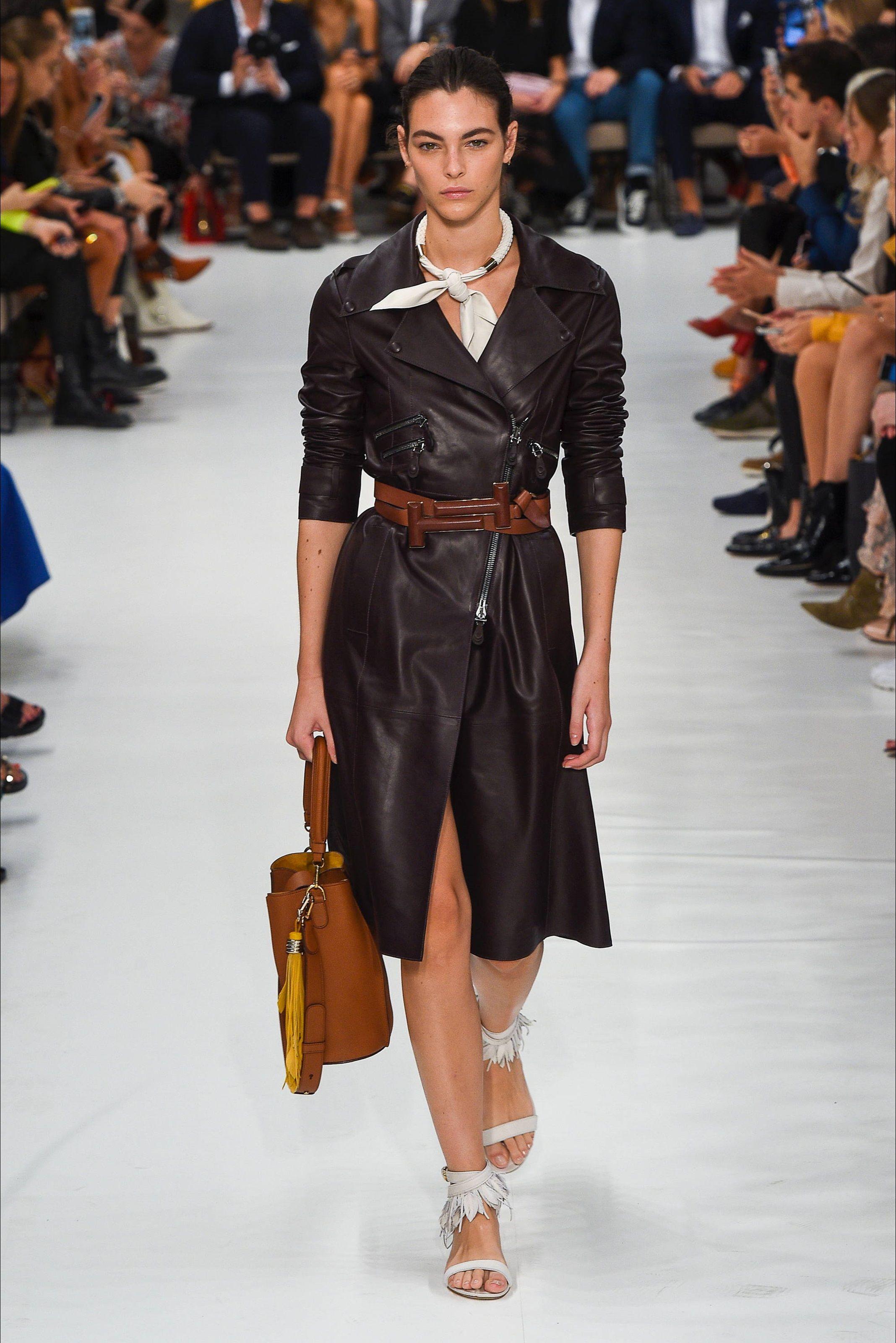 Sfilata Tod s Milano - Collezioni Primavera Estate 2019 - Vogue ... 5223845e634
