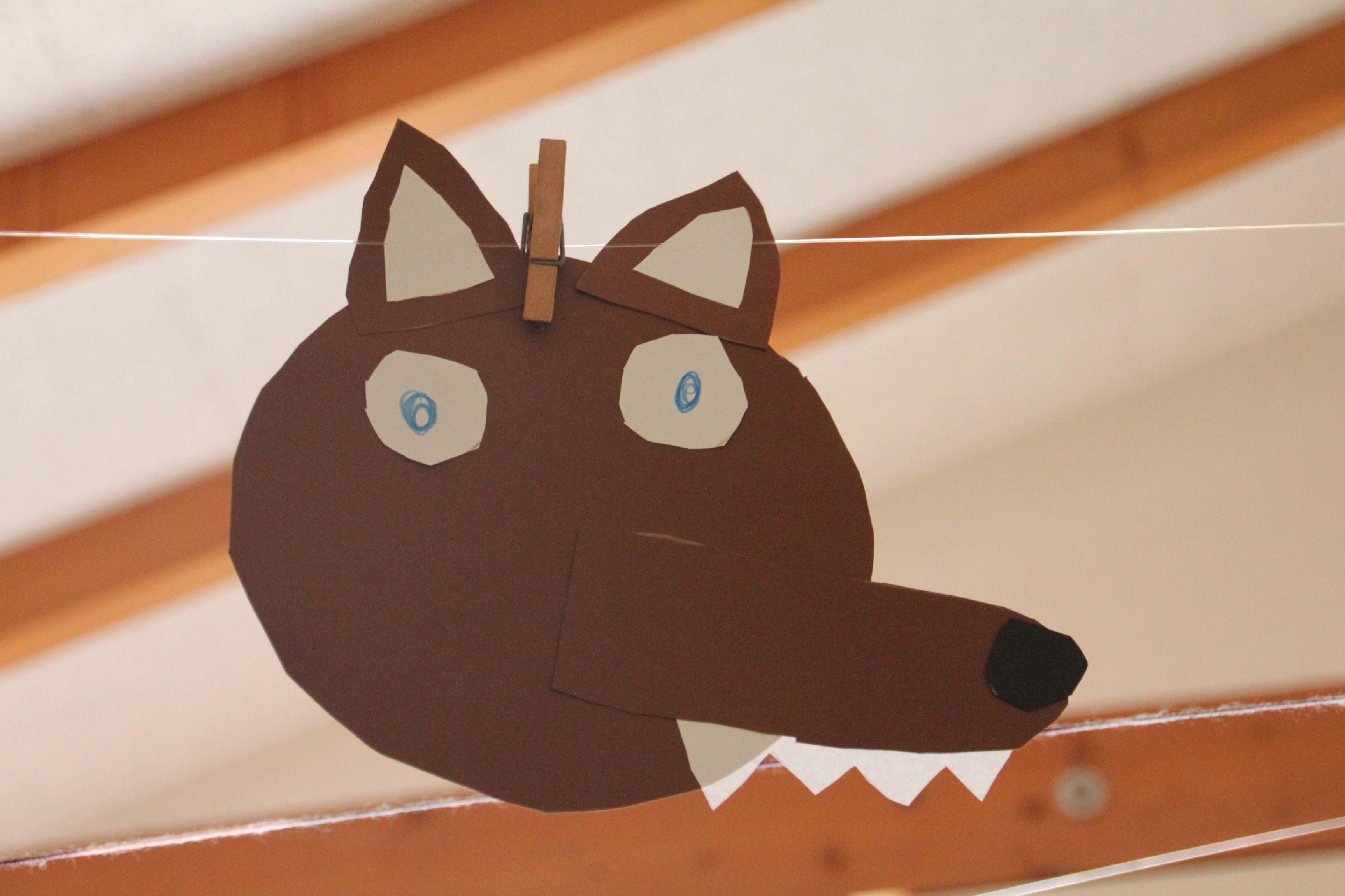 Projekt Marchen Woche 1 Der Wolf Und Die Sieben Geisslein Wollef