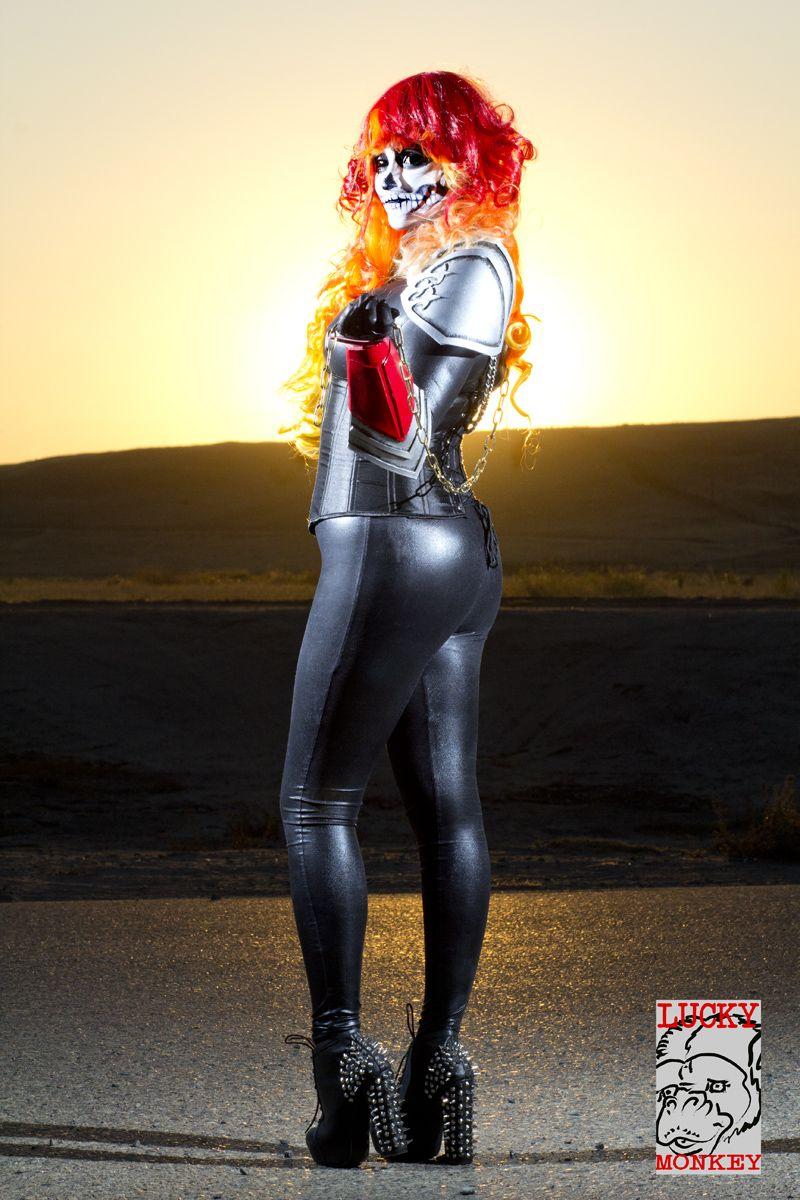 Alejandra Blaze cosplay by Holly Brooke | Cosplayer Holly Brooke ...