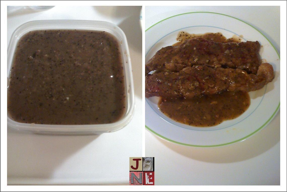 自製黑胡椒醬料 @ Jane的歡樂廚房 :: 隨意窩 Xuite日誌