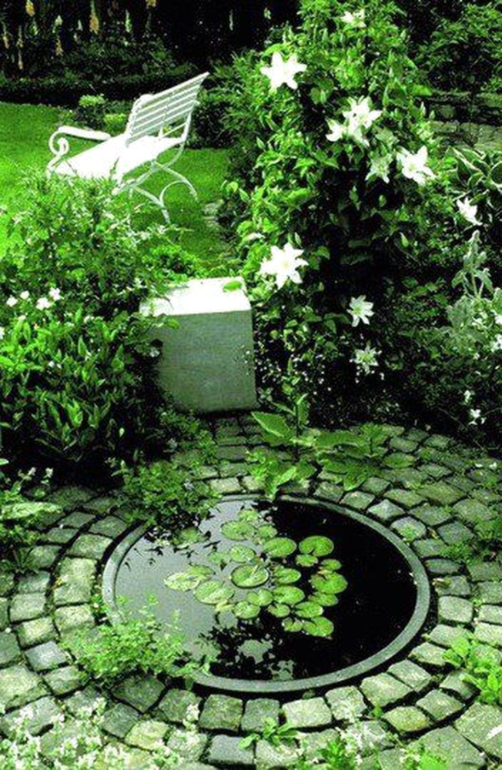 Stunning Garden Pond Waterfall Design Ideas Frugal Living Water Features In The Garden Ponds For Small Gardens Ponds Backyard