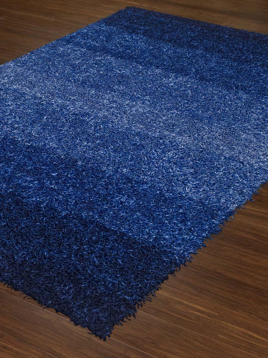 Spectrum Sm100 Cobalt Blue Rug