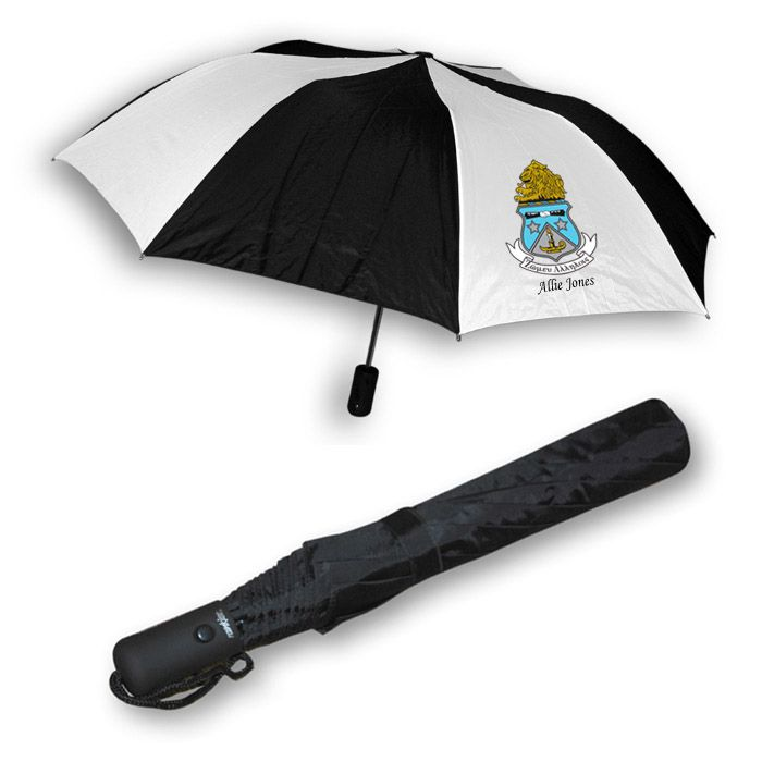 Alpha Delta Pi Umbrella SALE $25.95. - Greek Gear®