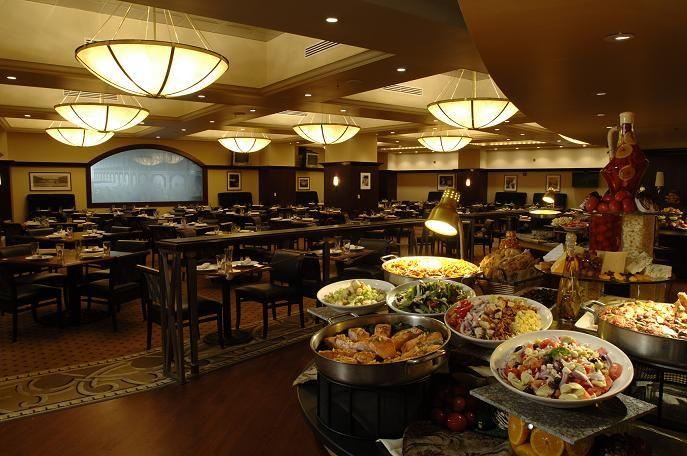 The Lexus Club at PNC Park dining area  | PNC Park Events