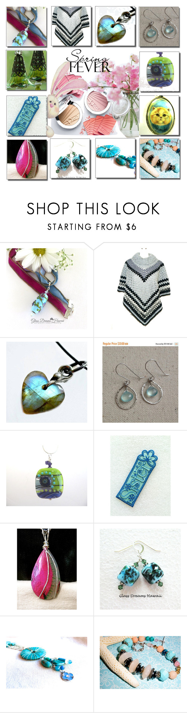 """""""Spring Fever"""" by sabine-promote ❤ liked on Polyvore"""