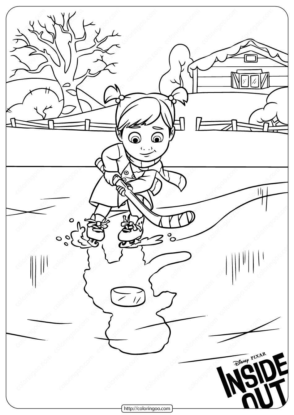 Disney Inside Out Riley Coloring Pages Disney Coloring Pages Coloring Pages Inside Out Riley