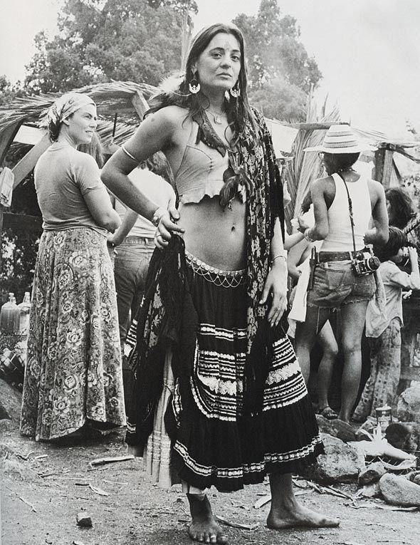 Real hippy