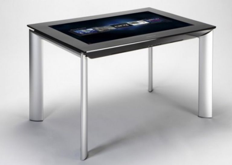 The new Microsoft Surface (Samsung SUR40) | Cool | Pinterest ...