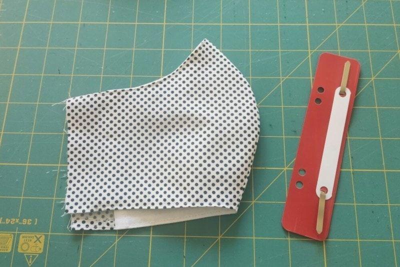Cousez le masque respiratoire avec un filtre ✔️ Comment ça marche it   – sewing