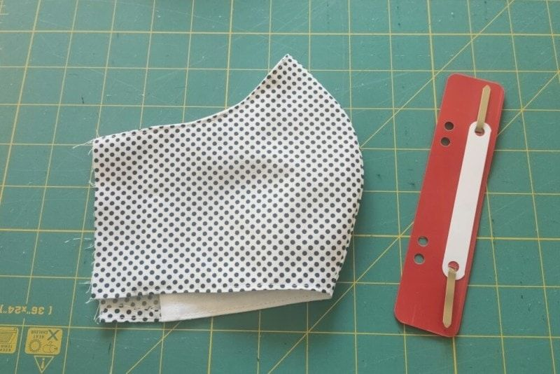 Photo of Atemschutzmaske selber nähen mit Filter ✔️ So geht's 💡