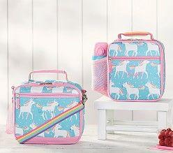 26a038ab781b Mackenzie Aqua Unicorn Parade Backpack   Kindergarten back to school ...