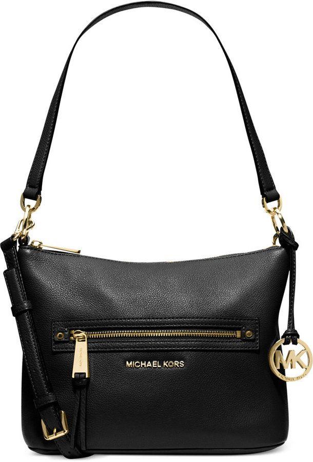 243b996f7838 MICHAEL Michael Kors Rhea Zip Medium Convertible Shoulder Bag