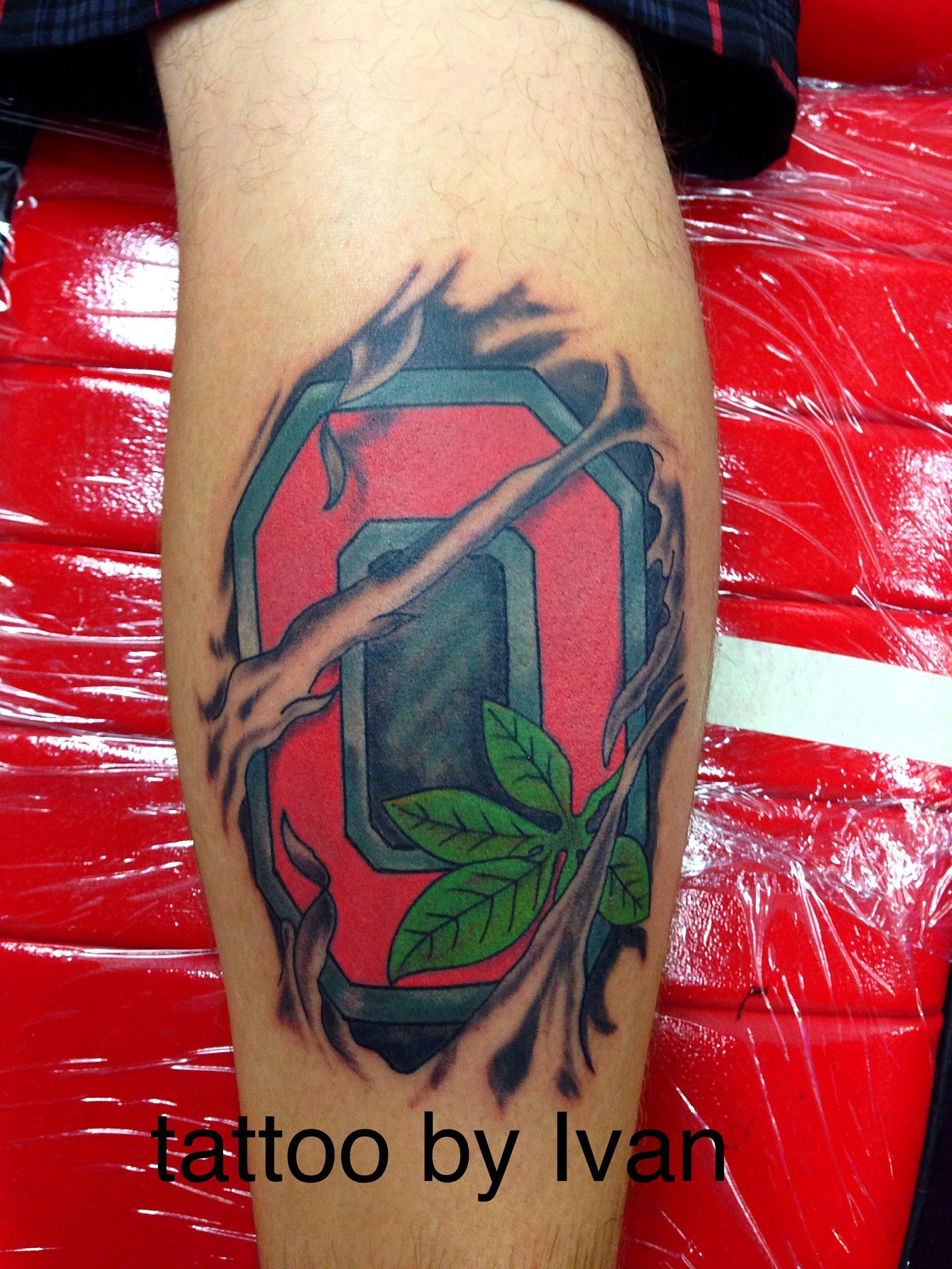 Crazy cactus tattoo scottsdale az madd ivan ohio state