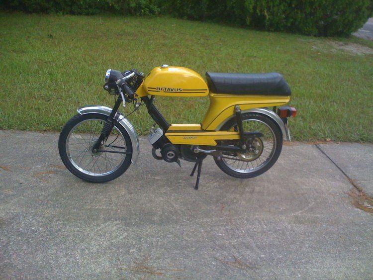 1978 Batavus Starflite | Custom bikes, Motorcycle, Bike  Batavus