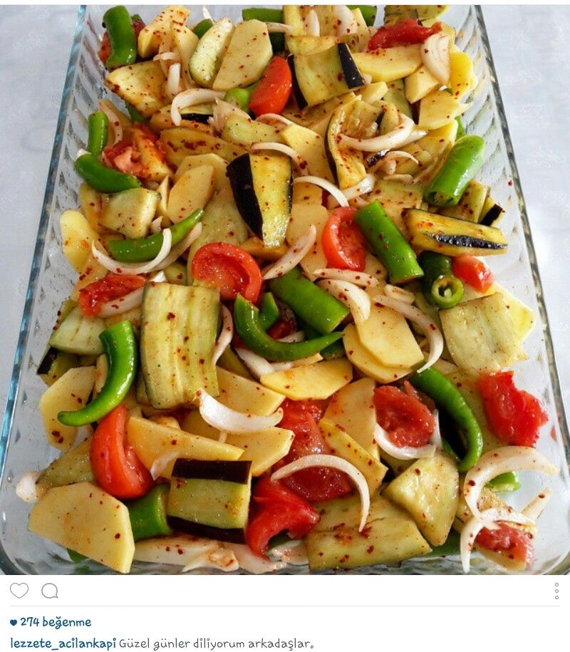 Alintidir sebze yemeği 1