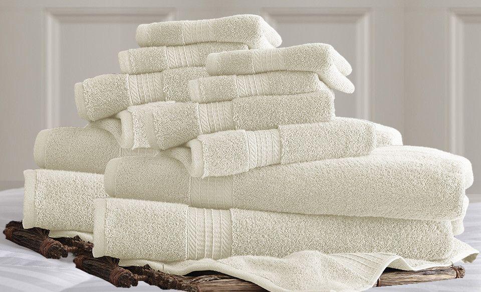 Bishopsworth Luxury 6 Piece Towel Set