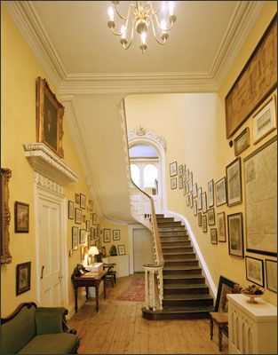 Creagh House Interior - Town House Accommodation in the Style of a ...