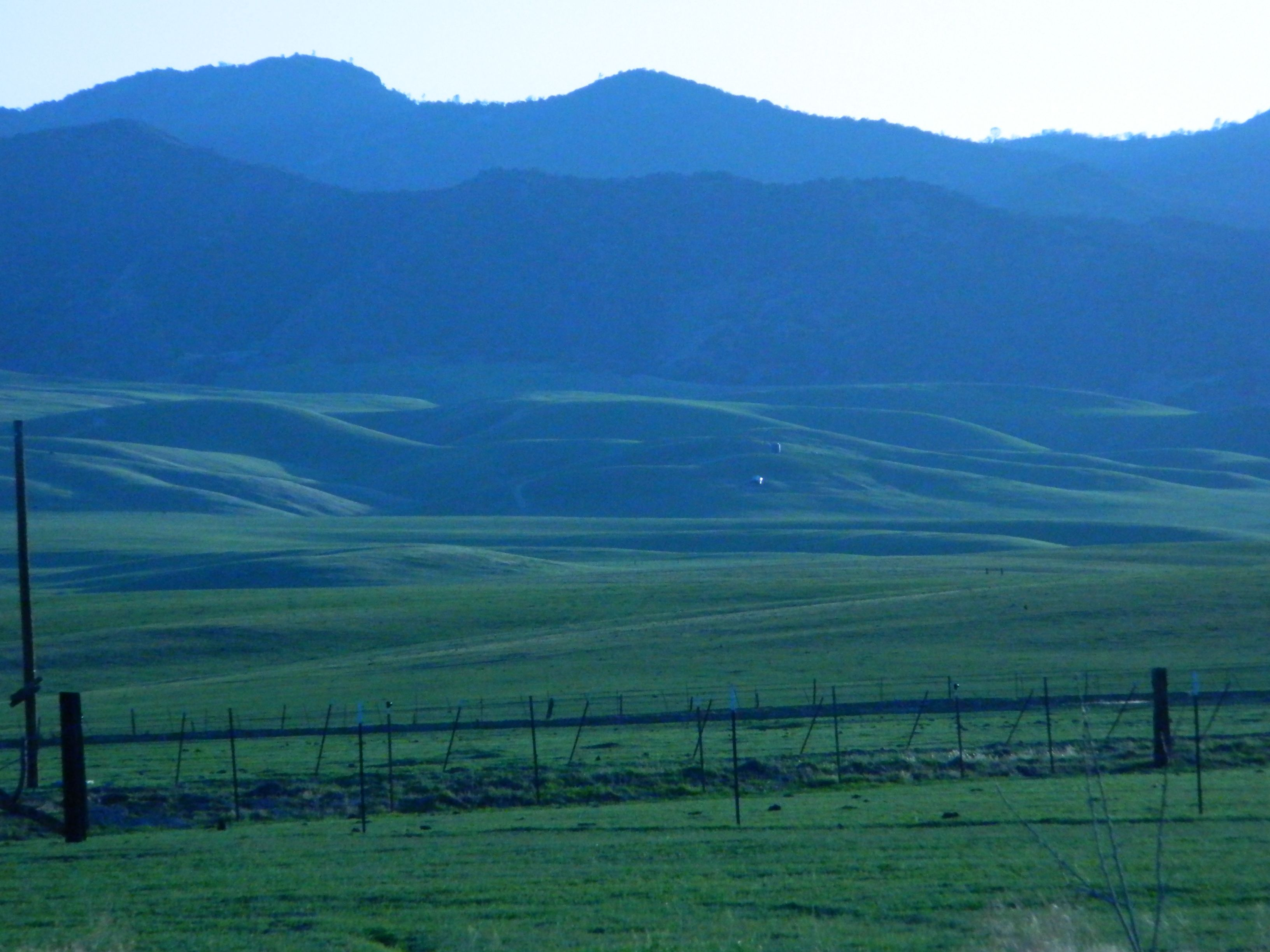 The Panoche Valley a place where you can t cell signal but